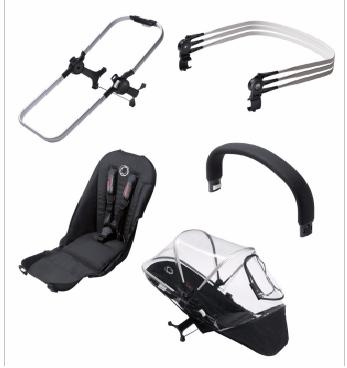 Комплект расширения для коляски Bugaboo Donkey
