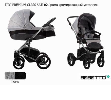 Bebetto Tito Premium Class SATI